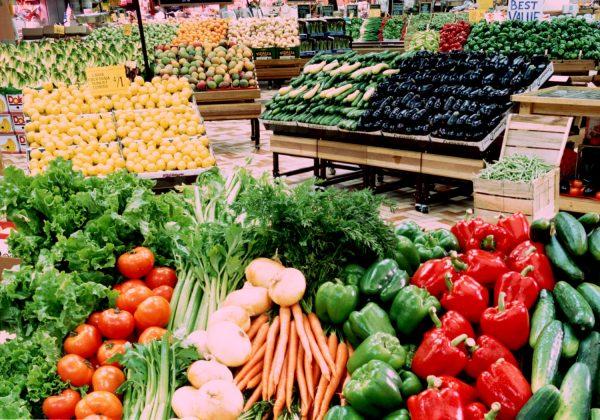 صورة أسعار الخضروات والفاكهة بسوق العبور
