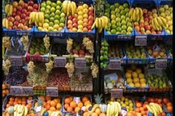 صورة سعر الخضراوات والفاكهة بسوق العبور اليوم