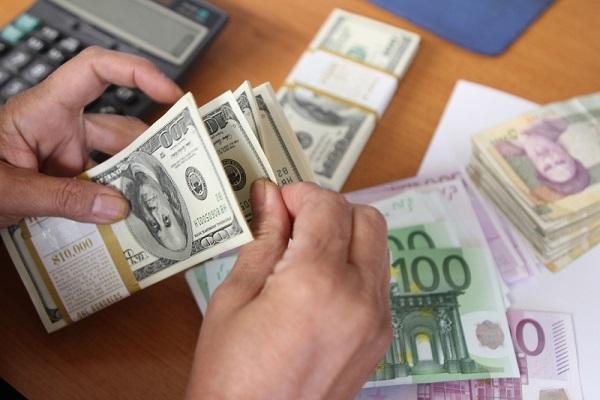 صورة أسعار العملات الأجنبية أمام الجنية اليوم