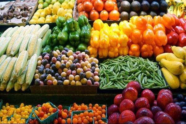 صورة أسعار الخضراوات والفاكهة بالأسواق اليوم