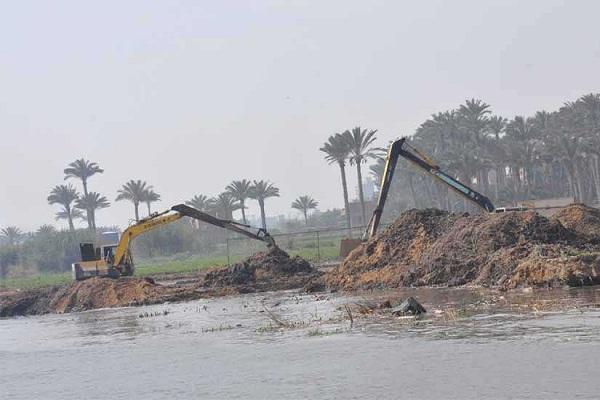 """صورة العراق.. حملات لمواجهة التعديات على املاك """"الرى"""" وتأمين وصول المياه للمحافظات"""