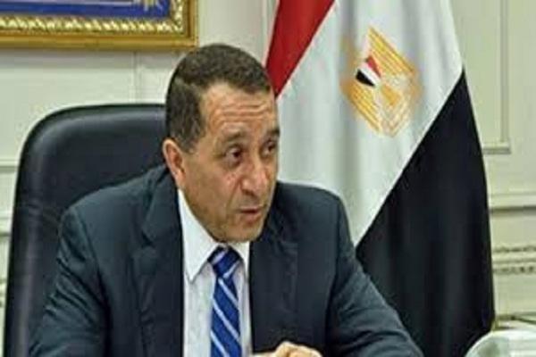 """صورة اللواء هدهود :مراقبة وتفتيش علي منافذ """"المصرية للتنمية الزراعية"""" بالمحافظات"""