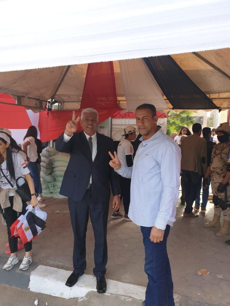 صورة نقيب الزراعيين يشيد بدور المهندسين بالمحافظات في التصويت بإستفتاء التعديلات الدستورية