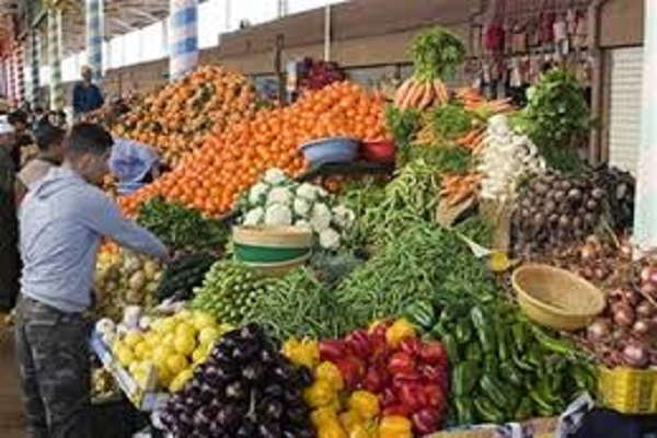 صورة اسعار الخضروات والفاكهة اليوم الإصنين 11 نوفمبر بسوق العبور