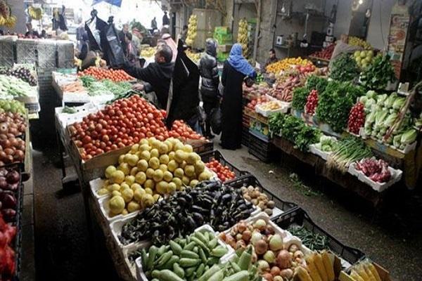 صورة اسعار الخضروات والفاكهة اليوم 7 مارس 2020 بسوق العبور