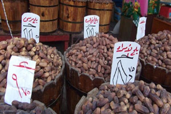 صورة اسعار البلح اليوم الثلاثاء 31 مارس 2020