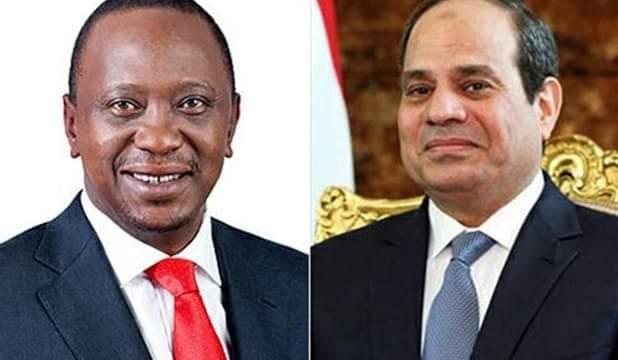 صورة كينيا تعرب عن دعمها لموقف مصر فى مفاوضات سد النهضة