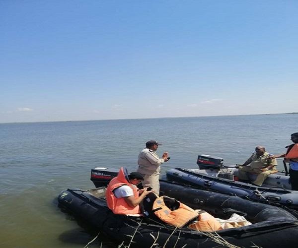 صورة الانتهاء من صيانة وإعادة تشغيل محطة المكس للرصد اللحظى لنوعية المياه ببحيرة مريوط