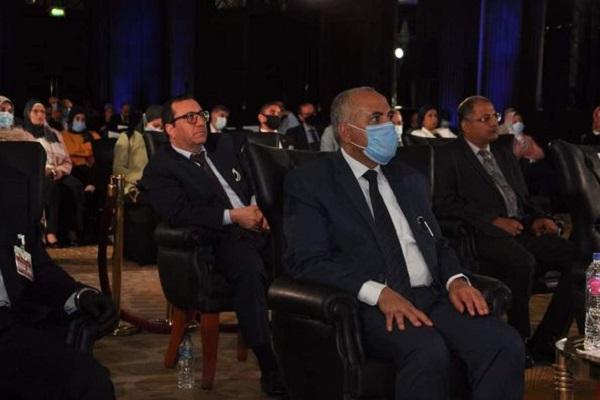 صورة بالصور .. أسبوع القاهرة للمياه 2020 يواصل فعالياته لمناقشة تحديات الأمن المائى