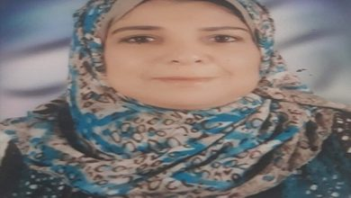 صورة الدكتورة لبنى عبد الجليل رئيسا لقسم بحوث تربية النخيل والتقنية الحيوية