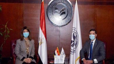 صورة بالصور .. رئيسا هيئتى الاستثمار بمصر والعراق يبحثان تعزيز التعاون الاقتصادي بين البلدين