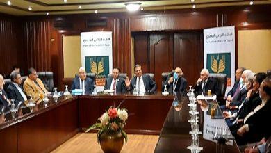 صورة رئيس البنك الزراعى : إعادة هيكلة الشركة الزراعية لتعظيم دورها فى خدمة القطاع