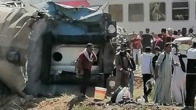 """صورة """"بوابة الزراعة"""" تنعى شهداء حادث قطارى سوهاج وتتمنى الشفاء للمصابين"""