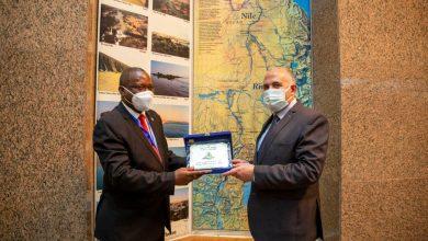"""صورة بالصور.. عبد العاطي و """"روريما"""" يوقعان مذكرة تفاهم بين مصر وبوروندى في مجال ادارة الموارد المائية"""