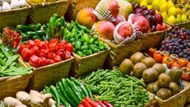 صورة اسعار الخضروات والفاكهة اليوم الاربعاء 7 أبريل 2021