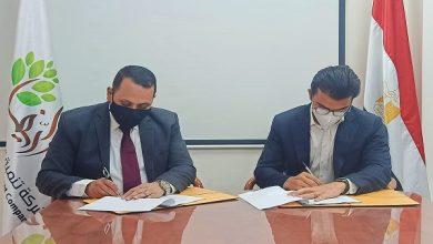 """صورة بالصور.. اتفاق بين """"الريف المصرى"""" و""""حسن علام """" لانشاء وتشغيل المرافق بأراضى الـ 1.5 مليون فدان"""