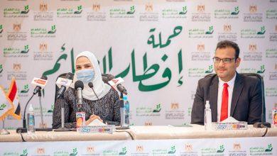 صورة بالصور.. احتفالية بنك الطعاملتوزيع كراتين رمضان بالمحافظات بحضور وزيرة التضامن