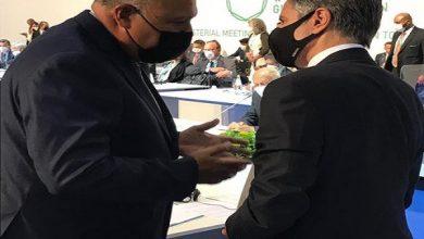 صورة ماذا جرى فى لقاء وزير الخارجية مع نظيره الأمريكى بشأن ملف سد النهضة ؟