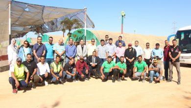 """صورة تحالف """"العيادة النباتية"""" يبحث قصة نجاح """"المصرية الخليجية"""" فى علاج تحديات المزارعين فى المناطق القاحلة"""